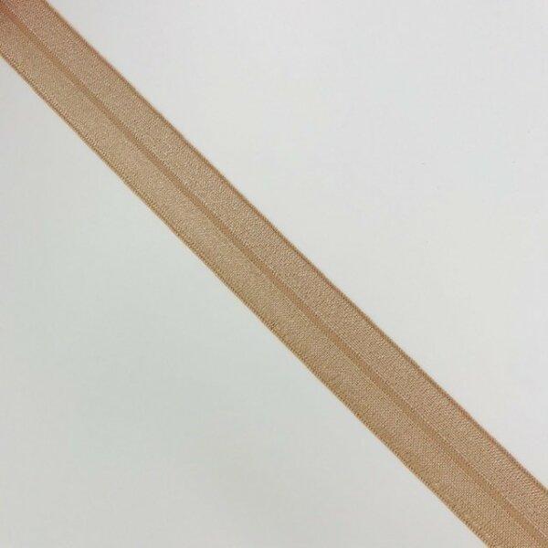Falzgummi 20mm beige
