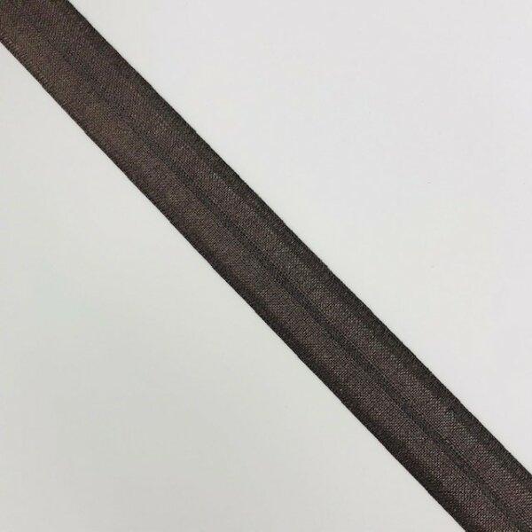 Falzgummi 20mm dunkelbraun