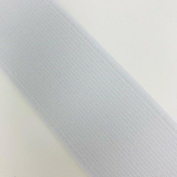 Einziehgummi 40mm weiß