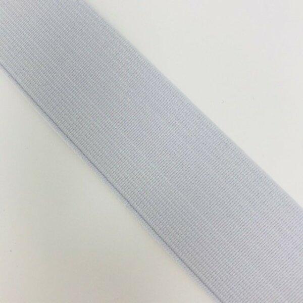 Einziehgummi 30mm weiß