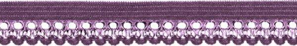 Wäschegummi 10mm violett