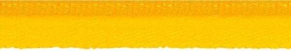 Elastische Paspel 10mm gelb