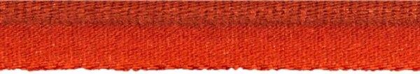 Elastische Paspel 10mm orange