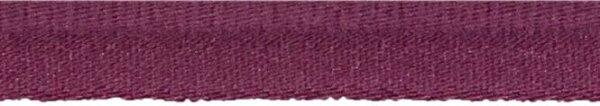 Elastische Paspel 10mm violett
