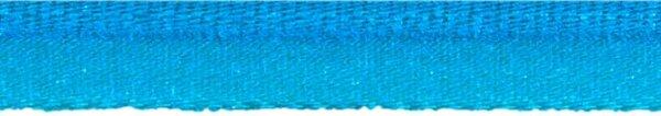 Elastische Paspel 10mm aqua