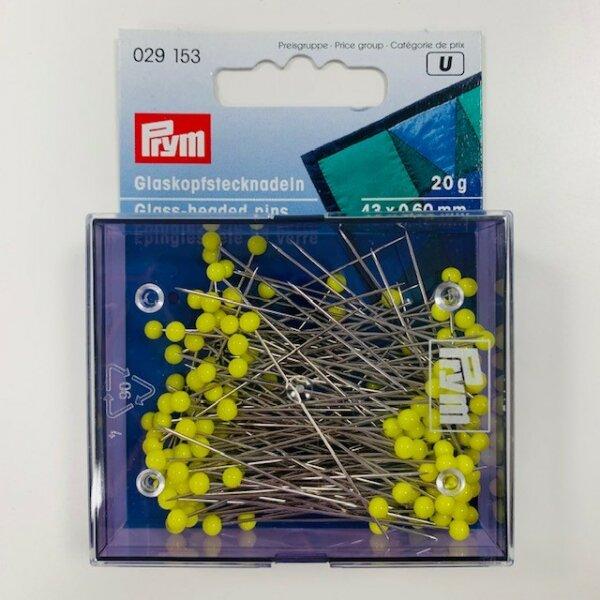 Prym Glaskopfstecknadeln 43x0,6mm