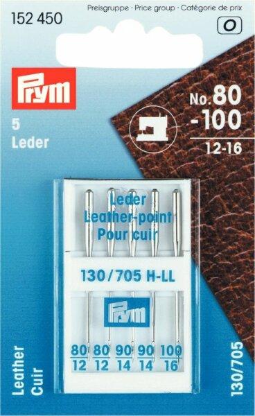 Prym Maschinennadeln Leder No. 80-100