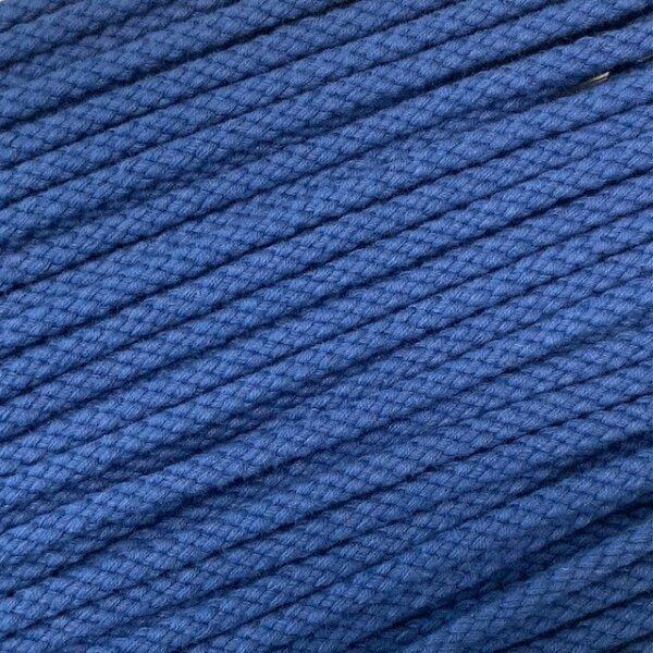 Flechtkordel 6mm royalblau