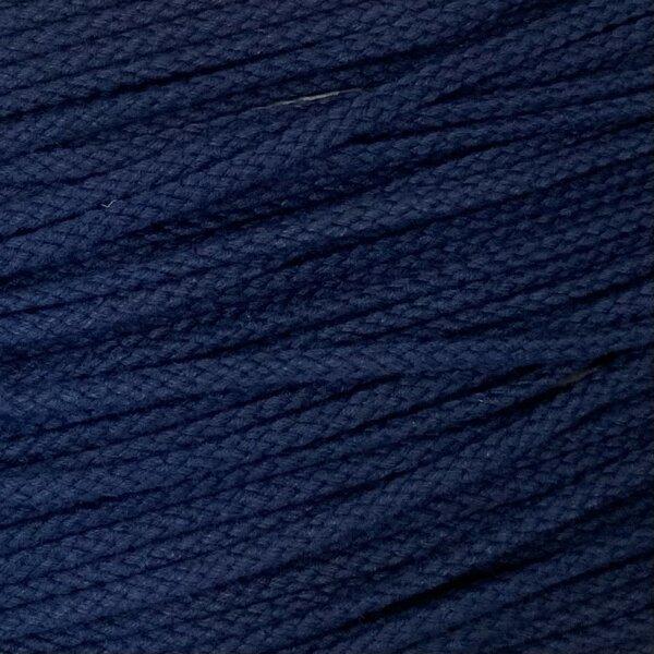 Flechtkordel 6mm dunkelblau
