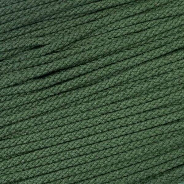 Flechtkordel 6mm oliv