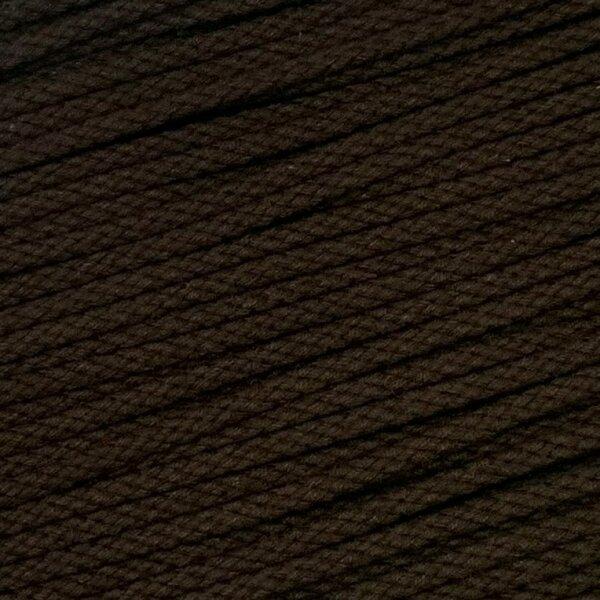 Flechtkordel 6mm dunkelbraun