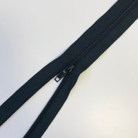 Reißverschluss teilbar 30cm schwarz