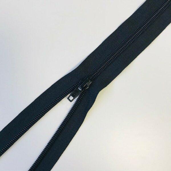 Reißverschluss teilbar 70cm schwarz