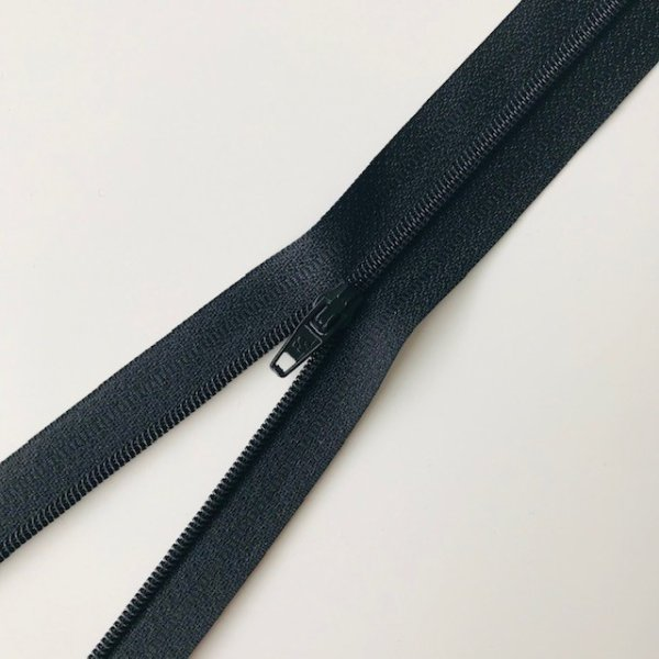 Reißverschluss unteilbar 30cm schwarz