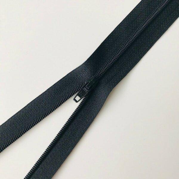 Reißverschluss unteilbar 40cm schwarz