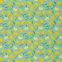 Luna Zitronen, beschichtete BW, hellmint
