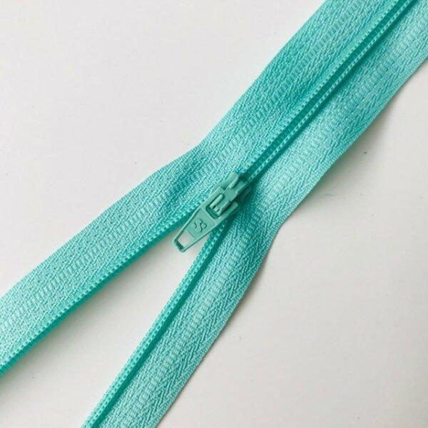 Reißverschluss unteilbar 40cm mint