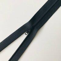 Reißverschluss unteilbar 50cm schwarz