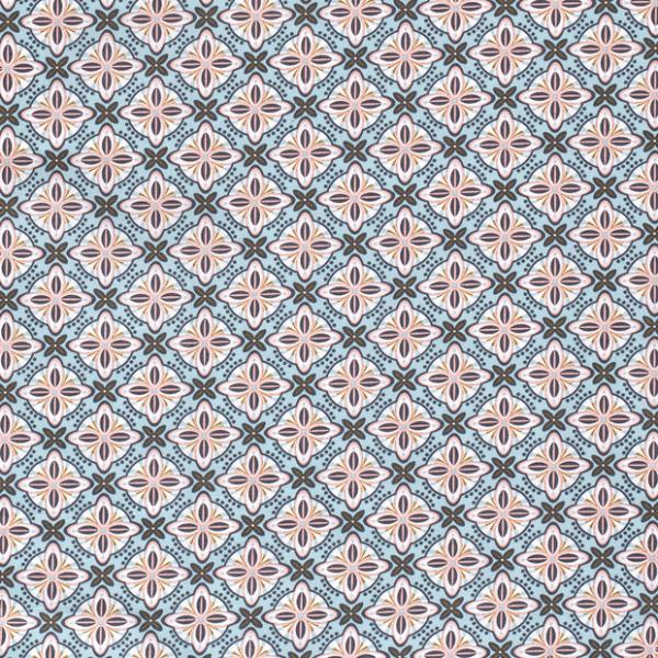 Abstrakt Baumwolle mint