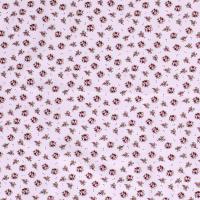 Röschen Baumwolle rosa