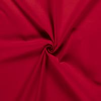 Unibaumwolle rot