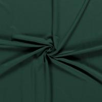 Viskosejersey uni smaragdgrün
