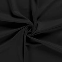 Viskosejersey ultra stark uni schwarz