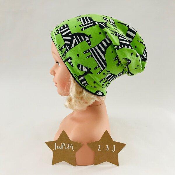 Beanie Zebras grün