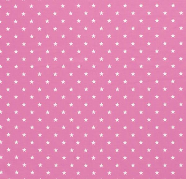 Sterne Jersey rosa