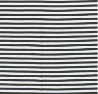 Streifen breit Jersey dunkelgrün