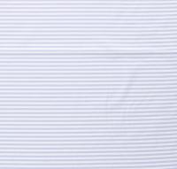 Streifen schmal Jersey hellblau