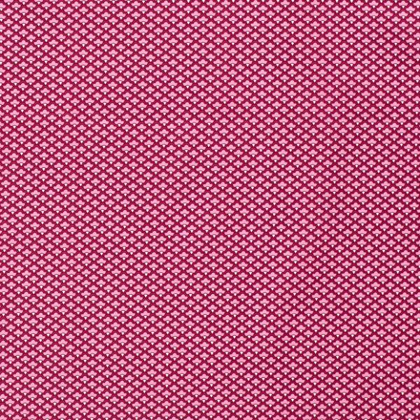 Fächerblumen Baumwolle pink/rosa