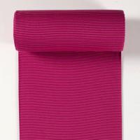Ringelbündchen pink/bordeaux