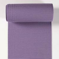 Ringelbündchen violett/flieder
