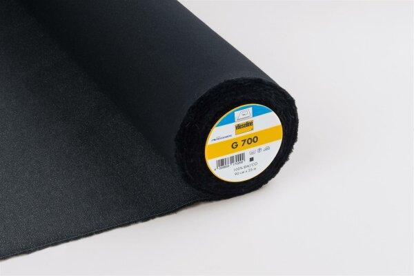 Vlieseline G700 schwarz