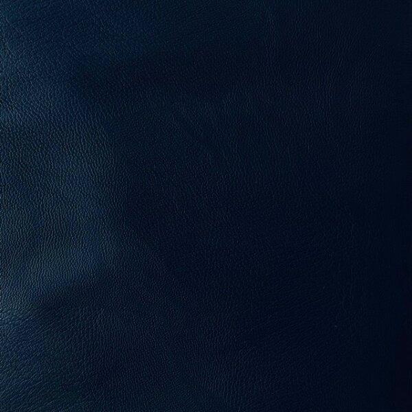 Kunstlederjersey dunkelblau
