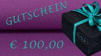 Gutschein [€ 100,00]