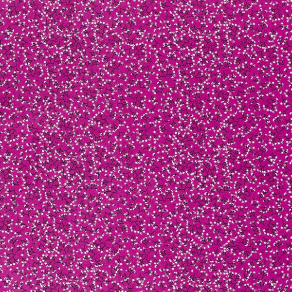 Zweige Baumwolle pink