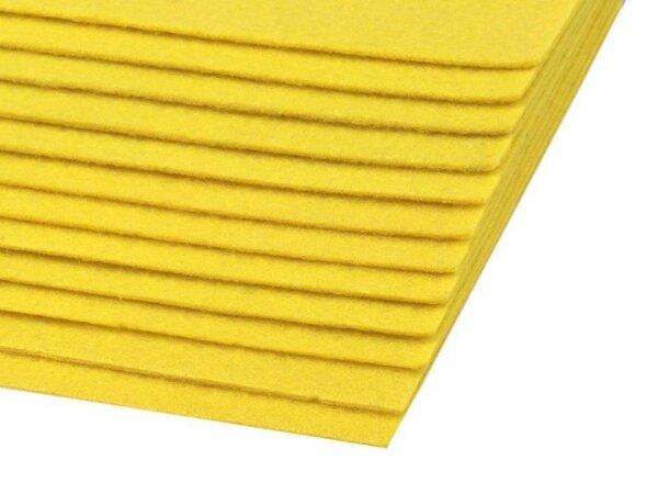 Bastelfilz 20x30cm gelb
