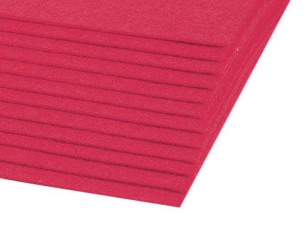 Bastelfilz 20x30cm pink