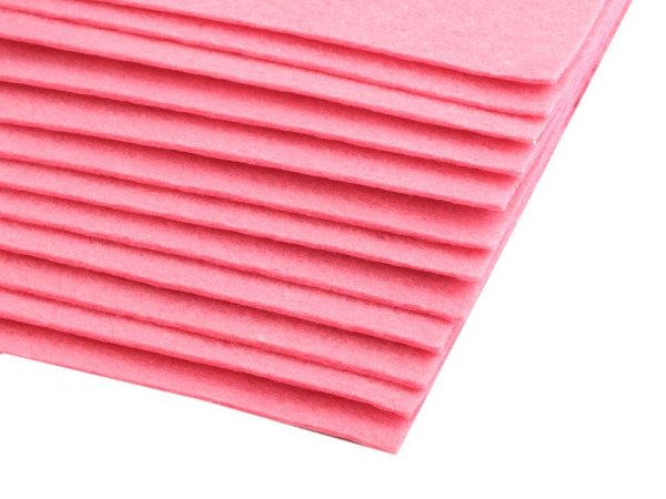 Bastelfilz 20x30cm rosa