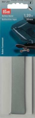 Prym Reflex-Band 20mm x 120cm selbstklebend