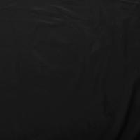 Unibaumwolle schwarz