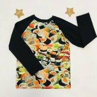 T-Shirt Langarm Sushi