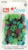 Prym Love Color Snaps Ø 12,4mm...