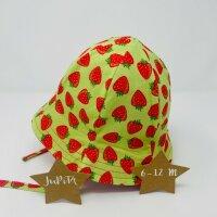 Hut Erdbeeren