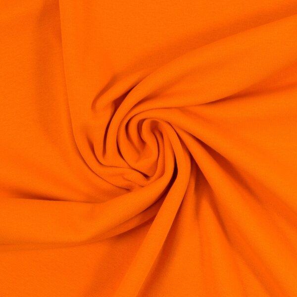 Feinstrickbündchen 000424 uni, orange