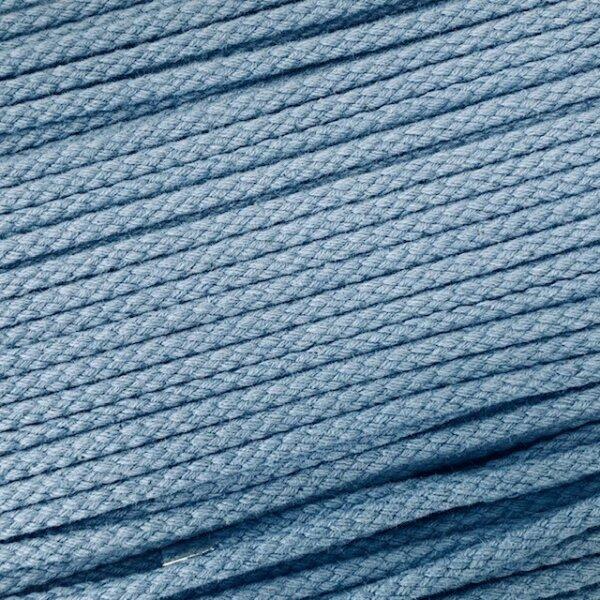 Flechtkordel 4mm blau