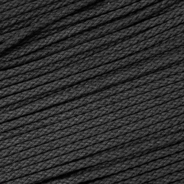 Flechtkordel 4mm dunkelgrau