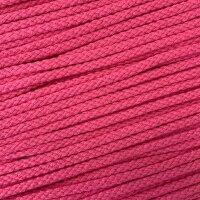 Flechtkordel 10mm rosa